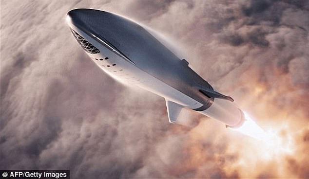 SpaceX:如国家需要 会助国防部向太空发射武器