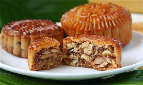 """五仁月饼""""翻身"""" 成最受欢迎的三大口味之一"""