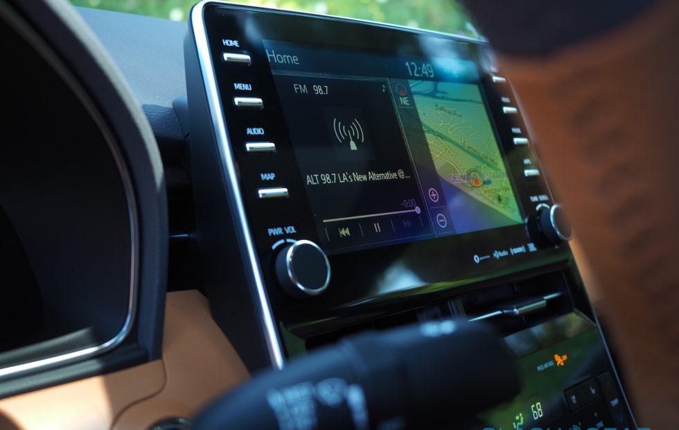 丰田汽车将兼容安卓Android Auto车载系统