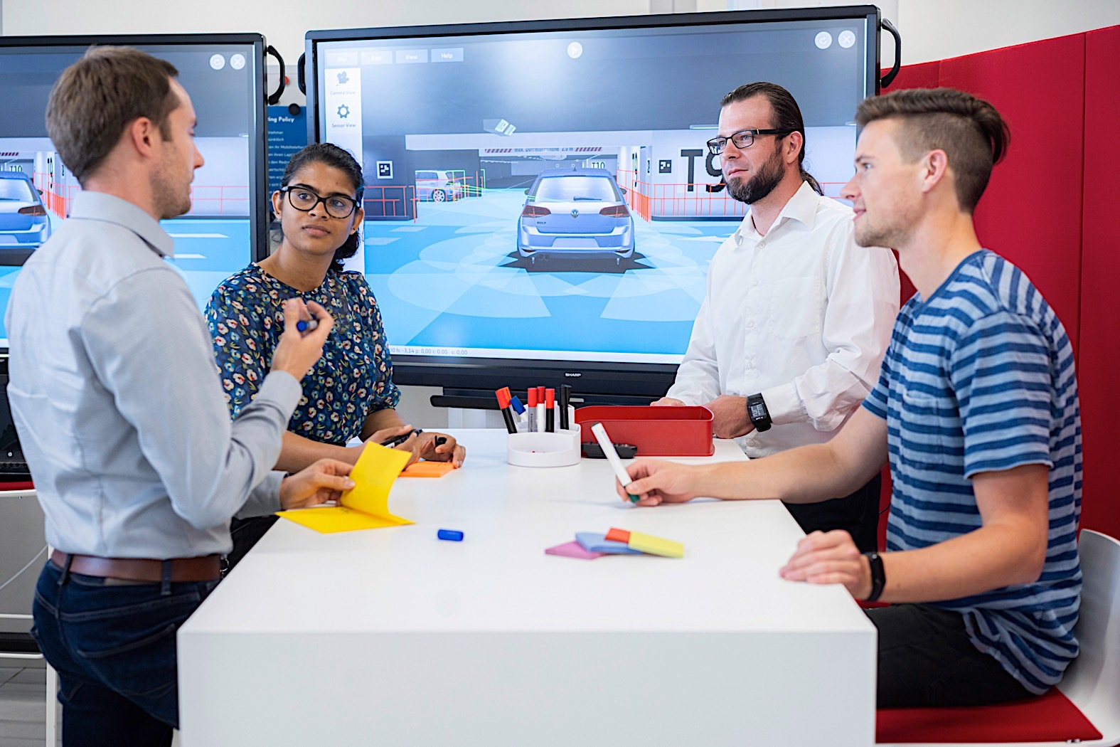 大众计划采用虚拟现实技术 助力驾驶辅助系统研发