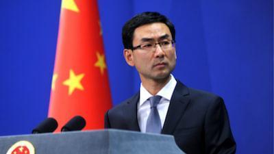 耿爽:中方敦促美方立即撤销对台军售计划