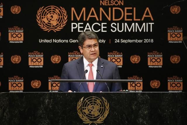 """台""""友邦""""洪都拉斯总统:中国影响力增加 是给中美洲所有人的机会"""