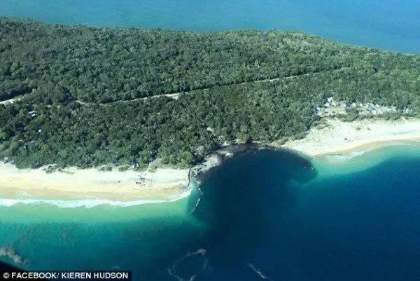 """恐怖!澳洲知名海滩突然""""消失"""",三年后再次出现""""天坑""""!目击者:太恐怖了!"""