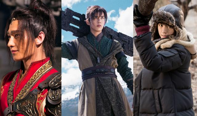 杨洋王俊凯吴磊三大男主戏正面刚 你更看好哪一个?