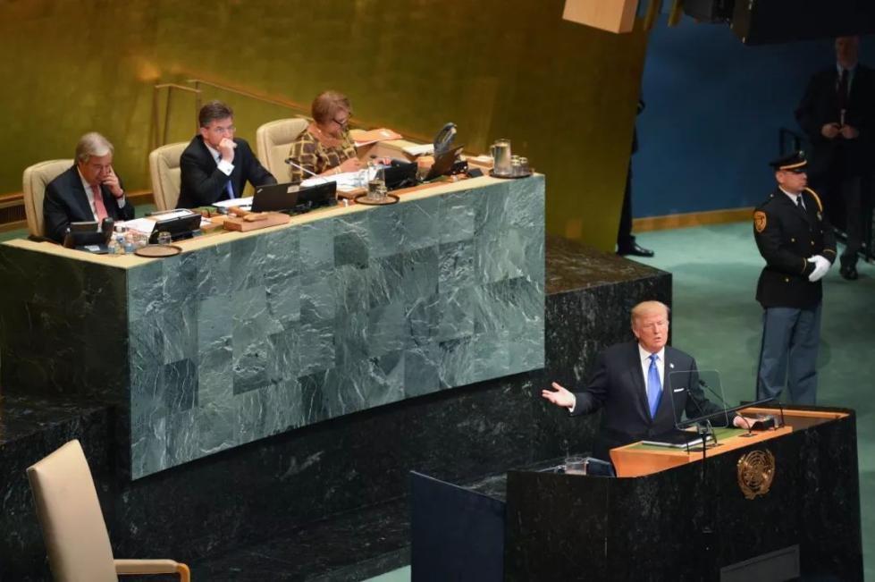 Ta就是爱演讲,停也停不下来:今年的联合国大会开始了!