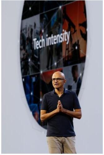 微软Ignite 2018大会:确保数字安全 AI予力大众