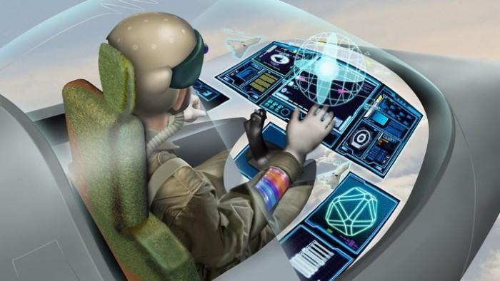 BAESystems为战斗机飞行员开发可穿戴式驾驶舱
