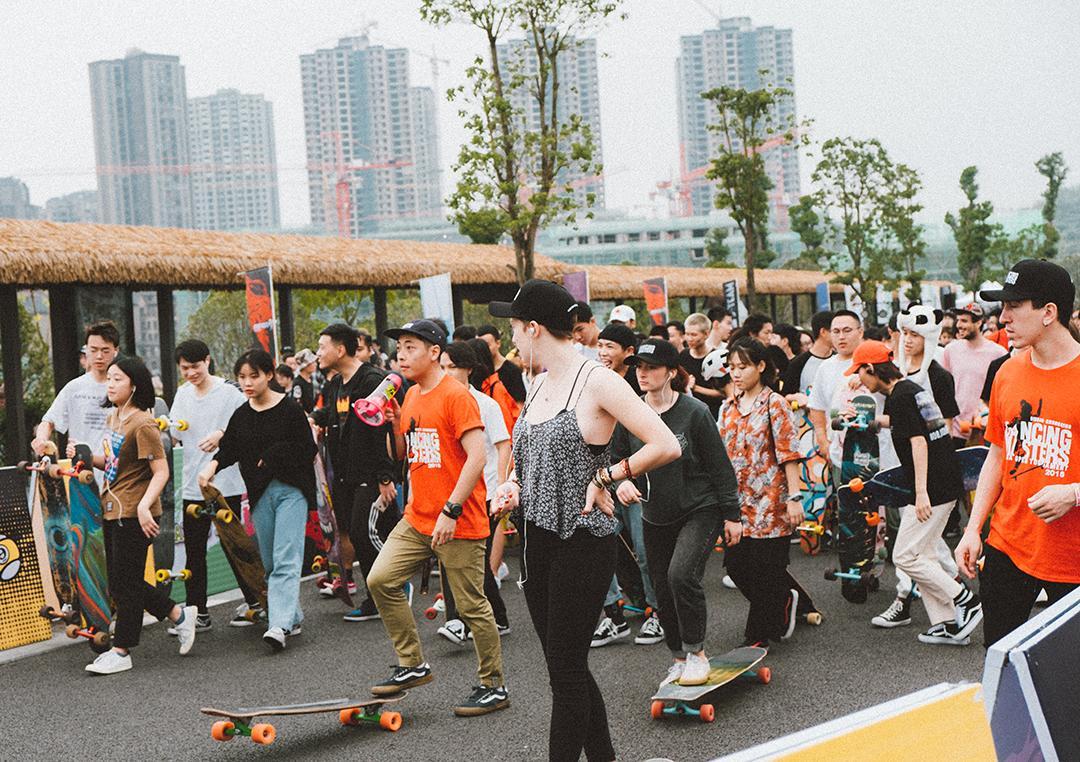 2018中国璧山国际长板Dancing大师赛圆满落幕