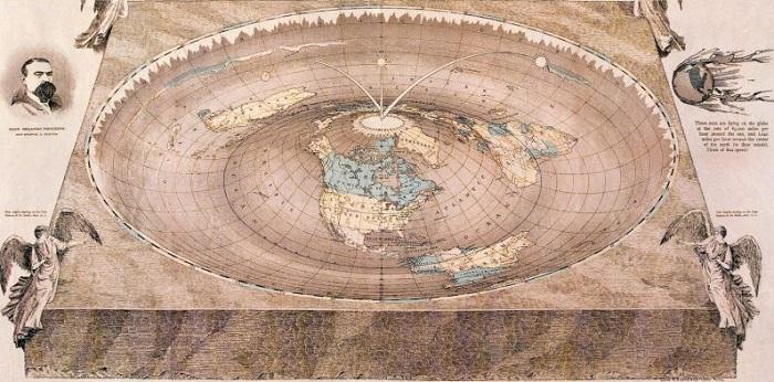 """为验证""""地平说""""一群人决定前往""""地球边缘"""""""