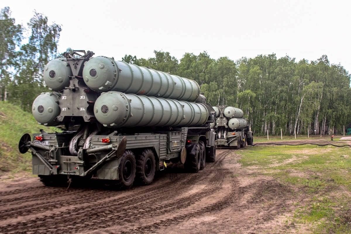 """美以猛批俄向叙提供S-300 称俄犯""""严重错误"""""""