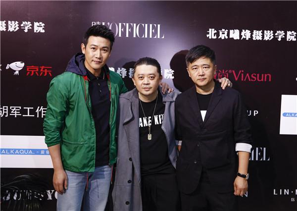 陆毅、李宗翰、丁薇、米热、陈瑶等众星助阵艺术家张曦个人作品展
