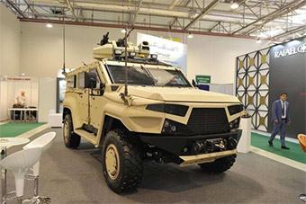 阿塞拜疆防务展 土耳其派出41家企业参展