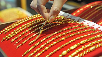 金价持续低迷 黄金实物消费几何?