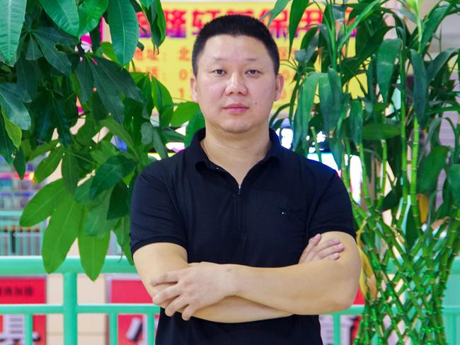 山西省湖南商会副会长:刘新兵