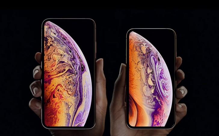 苹果iPhone XS Max销量远超iPhone XS