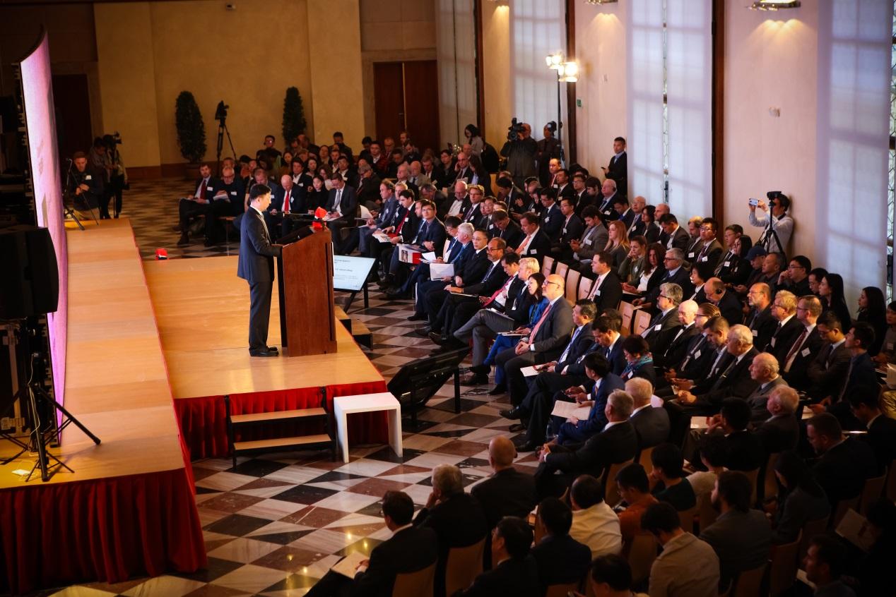 第二届中国•中东欧发展论坛走进布拉格探寻新丝路上的中捷共赢之道