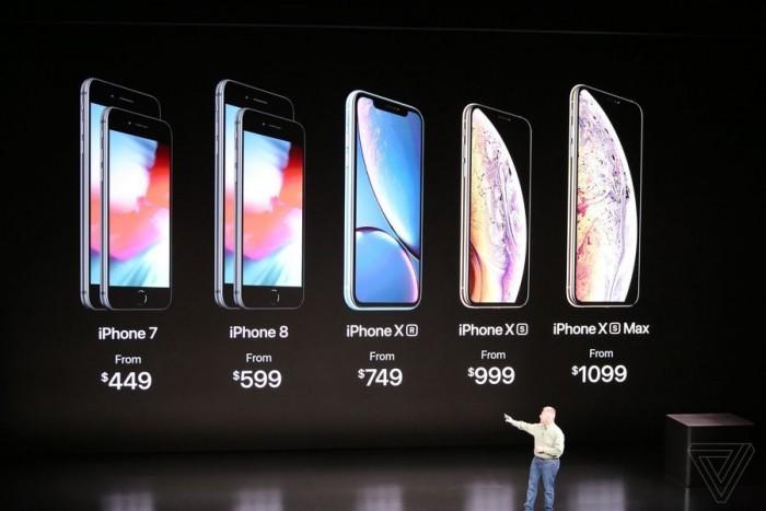 苹果2018春季新品公布会