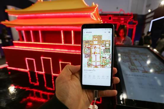 """腾讯×故宫:VR、眼动黑科技解锁文物""""打开方式"""" 国宝可听、可动、可触摸"""