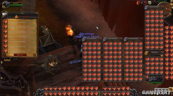《魔兽世界》玩家囤积近23万肉排 连邮箱都塞满