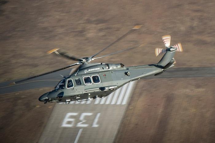 波音MH-139将取代美国空军现役多用途直升机