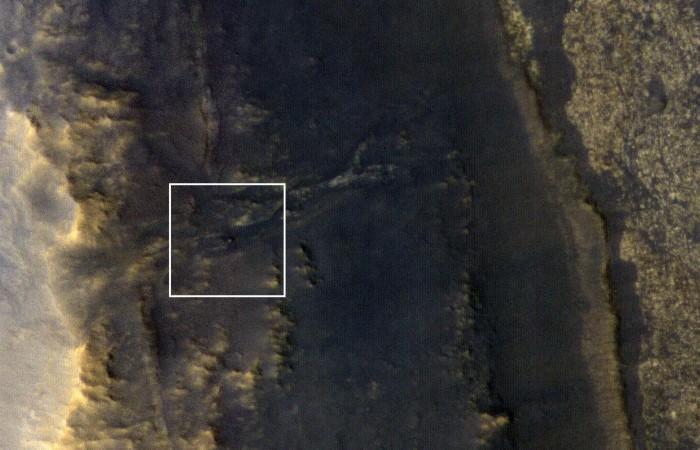 机遇号火星车依然保持安静 轨道侦查器已找到它