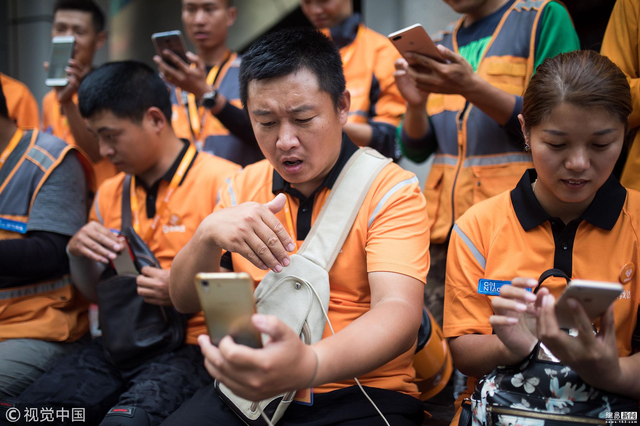 山东:聋哑人当骑手零差评 赚的比正常人多