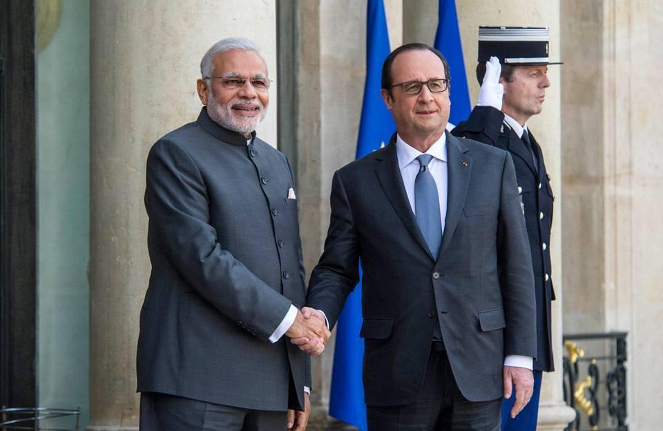 法国前总统奥朗德的一席话在印度引发政治风暴,总理莫迪被要求辞职