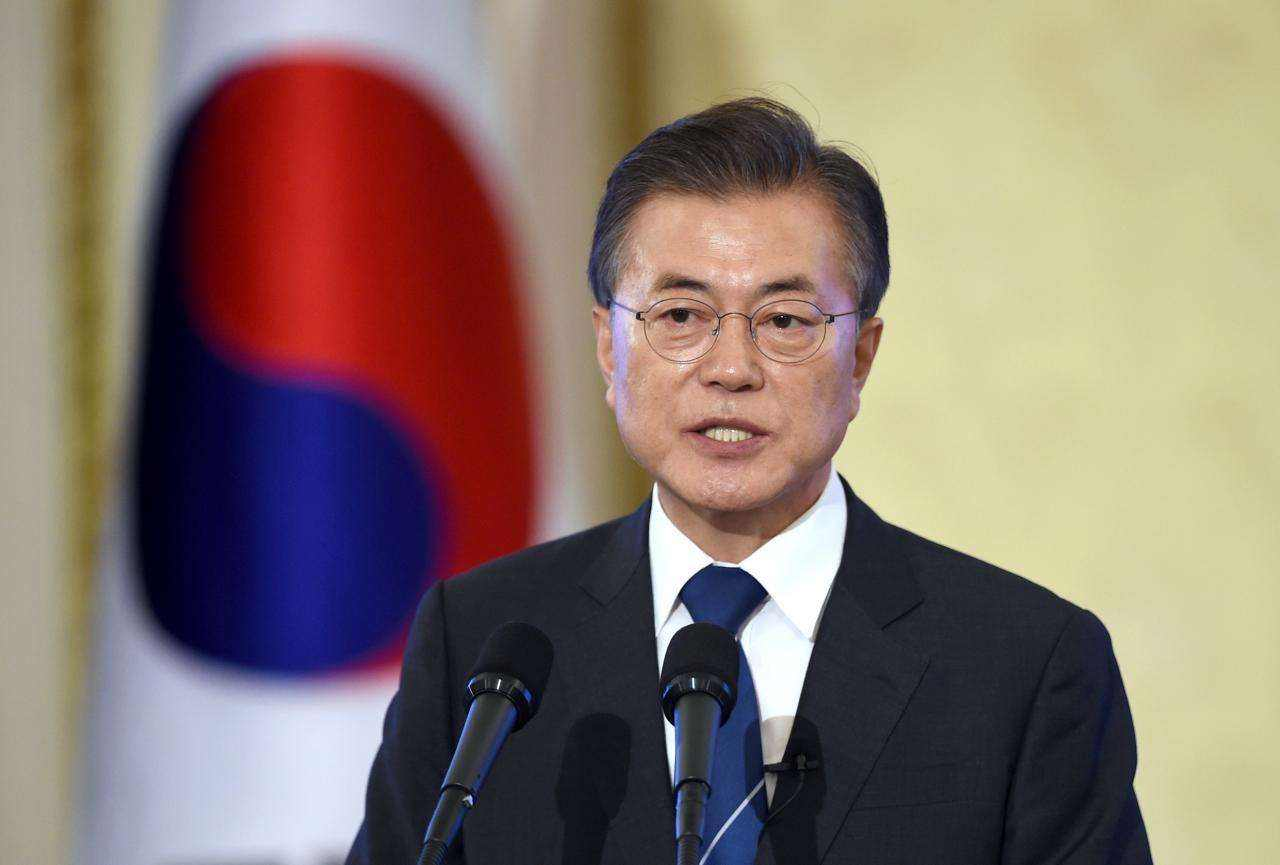 文在寅联大演讲:金正恩决心弃核,国际社会需回应