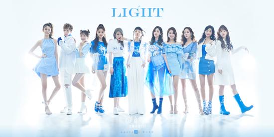 火箭少女101新曲《Light》MV正式上线