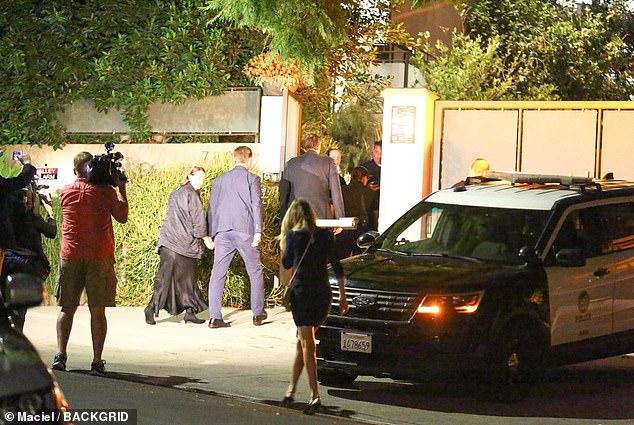 蕾哈娜豪宅今年二次遭闯 警方迅速调查