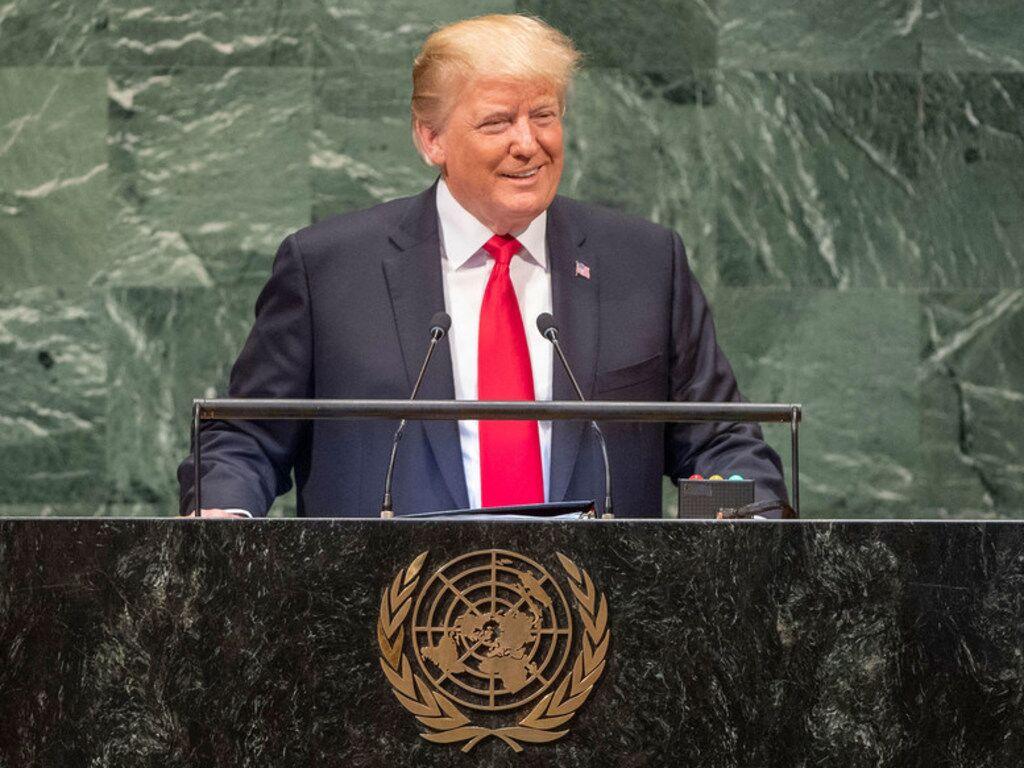 特朗普:不想为朝鲜弃核设定时间表