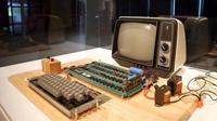 初代苹果电脑拍出37.5万美元 还能正常使用的只剩16台