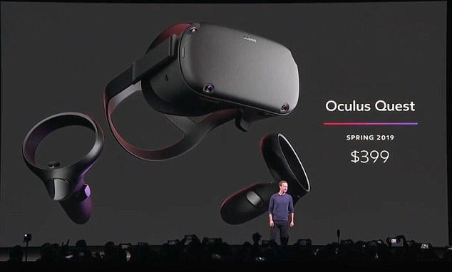 扎克伯格承认投资VR亏了 20亿美元本钱仍未回本