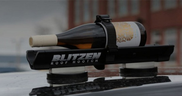 Deeplocal开发新神器 让车顶成为天然饮品冷却机