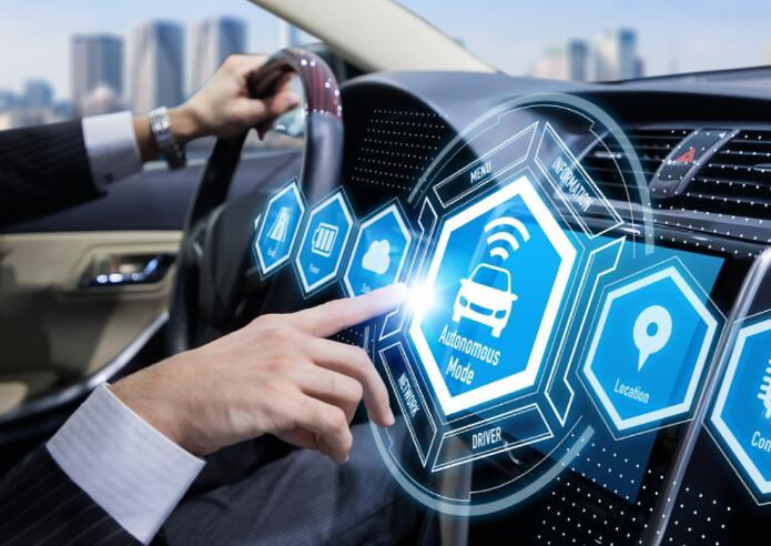 软银旗下ARM子公司推出自动驾驶汽车专用芯片