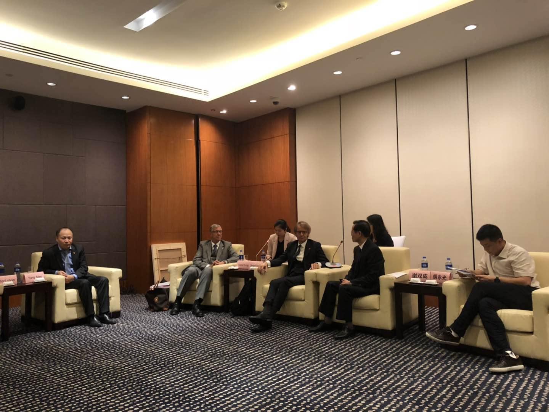 2018中欧(中德)经贸互助论坛在杭州举行