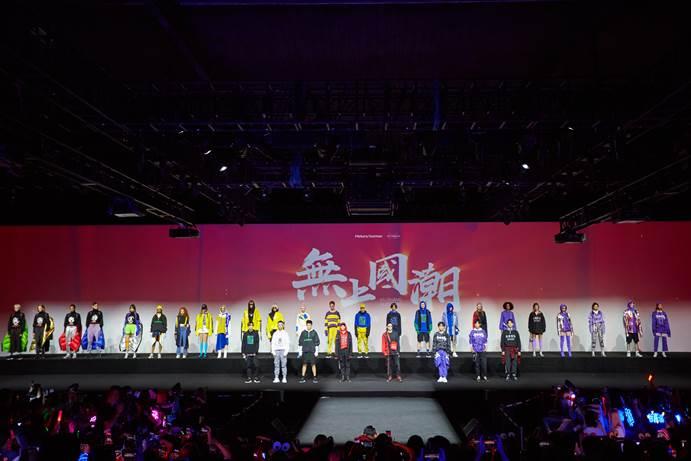 """从""""我是新国货""""到""""无上国潮"""",Metersbonwe用潮流诠释中国制造"""