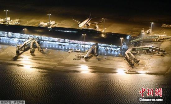 日本关西机场被撞桥梁的修复费用高达数十亿日元