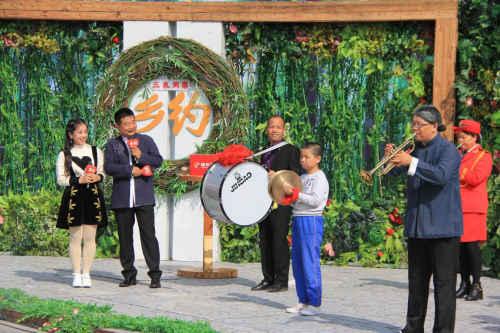 央视《乡约》节目走进珏山 民俗文化成热点