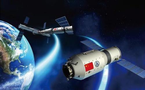 天宫二号将在轨飞行至2019年7月 此后受控离轨