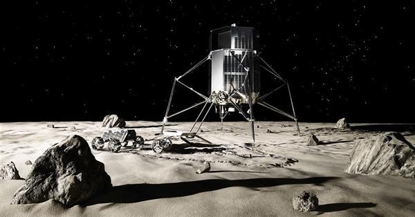SpaceX计划2021年前为日本公司部署两台月球车