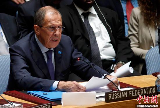 俄外长:英称掌握俄前特工案证据却不出示 违反规定