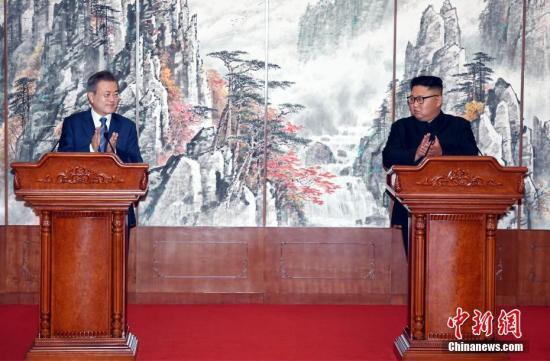 韩总统:将同朝鲜从初期开始协商共同申奥问题