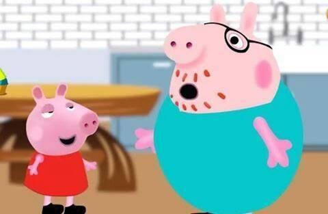 小猪佩奇商标遭遇恶意抢注 已损失数千万美元
