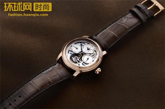庆祝品牌创立30周年,康斯登推出限量版自家机芯陀飞轮万年历腕表