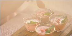 清朝一道梦幻少女心的下午茶甜点