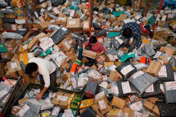 日媒:中国快递包装垃圾增长吓人