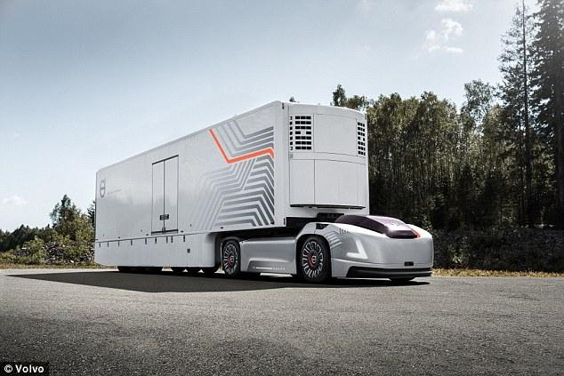 沃尔沃将于2020年在北美地区开售纯电动卡车