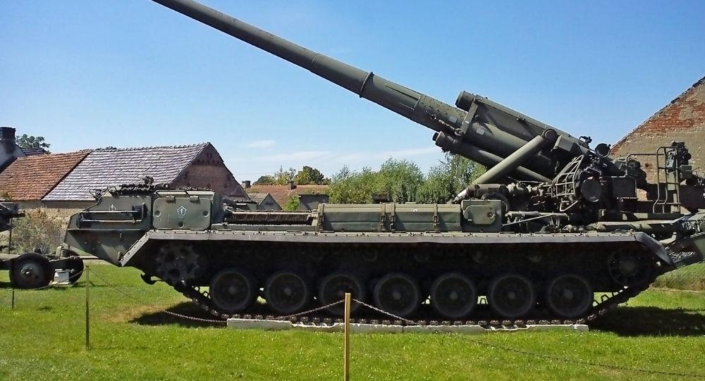 """能打核弹的大炮:俄欲升级""""世界最强火炮"""""""