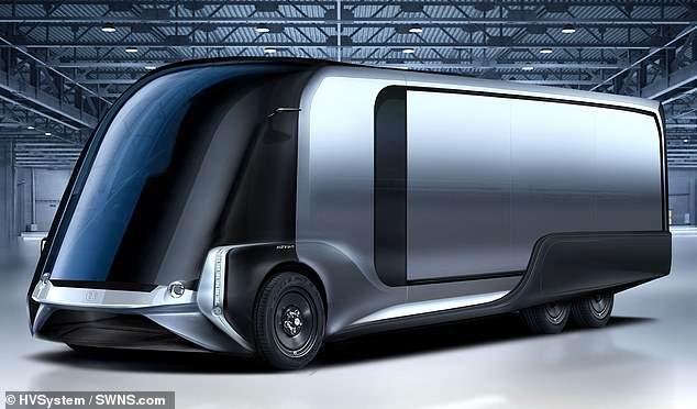 英研发氢动力汽车 无需加油一次可行驶500英里